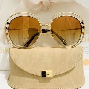 Chloe DELILAH Sunglasses Style CE169S color 889